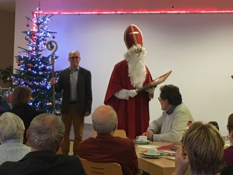 Weihnachtsfeier @ MGH Aschenberg
