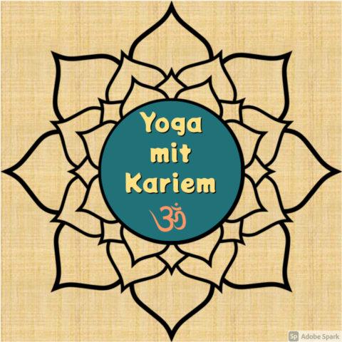 Online: Yoga mit Kariem