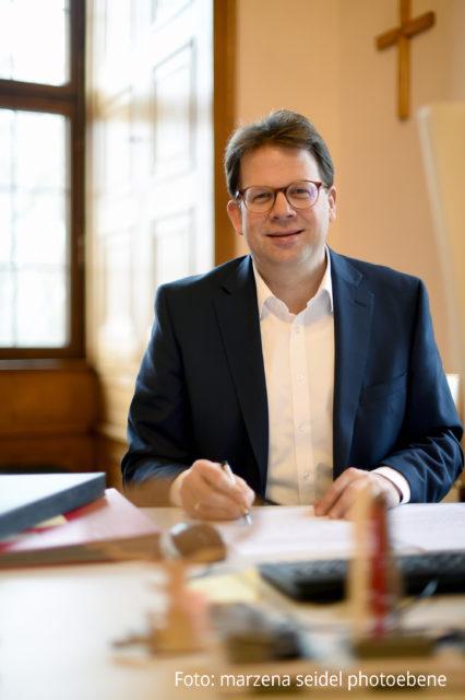 Oberbürgermeister Fulda Heiko Wingenfeld